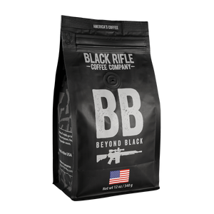 Beyond Black Coffee Roast