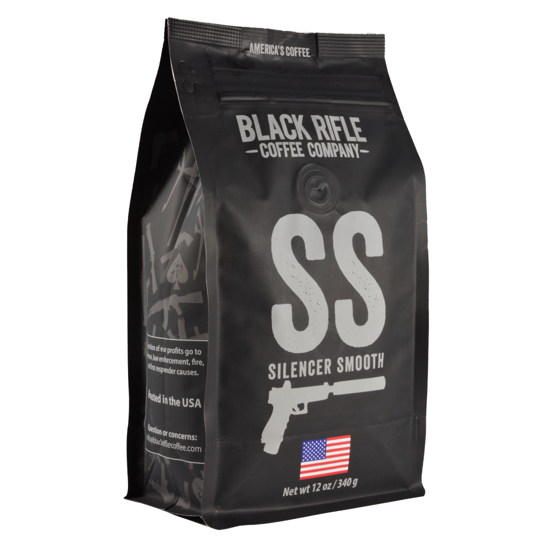 Silencer Smooth Coffee Roast
