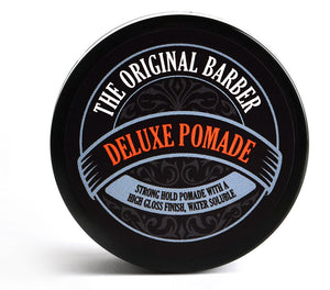 THE ORIGINAL BARBER SHOP DELUXE POMADE