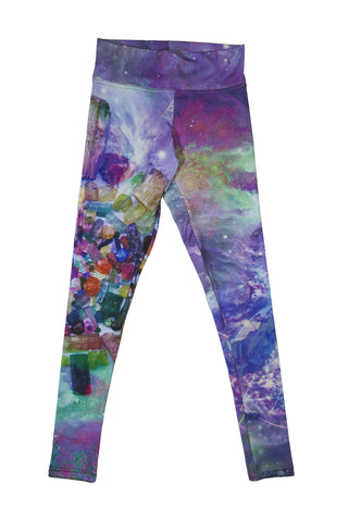 Crystal Queendom Yoga Legging
