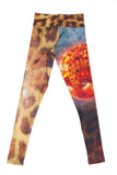 Jaguar Dreams Yoga Legging