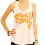 Honey Drip Logo Womens Tank Top