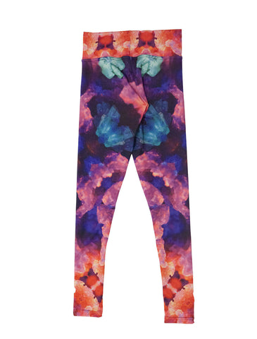 Neon Love Yoga Legging