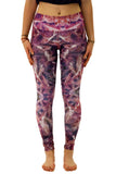 Purple Power Yoga Legging