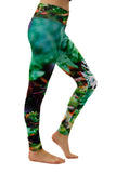 Moss and Myclium Yoga Legging