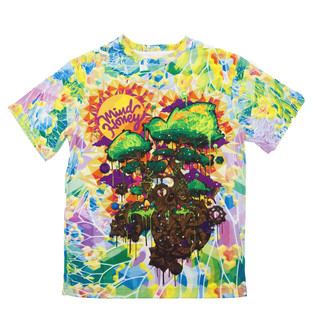 Peace and Love trees T-Shirt