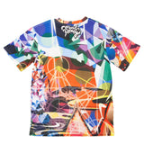 Pyramid of Prisms T-Shirt
