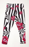 Rose Circus Yoga Leggings