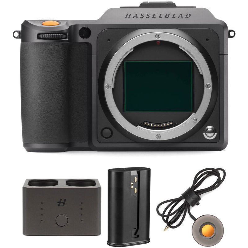 Hasselblad X1D II 50c with Accessory Kit