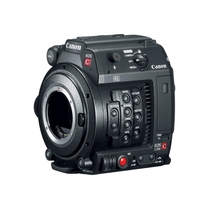 Canon EOS C200B Cinema Camera Body