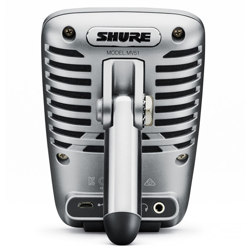 Shure-MOTIV-MV51-Large-Diaphragm-Condesner-for-iOS-and-USB-view-2