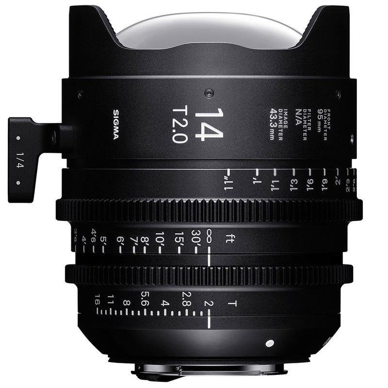 Sigma Cine 14mm T2 - Sony E