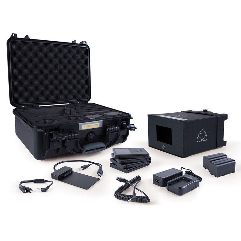 Atomos Full Accessory Kit for Monitors and Recorders