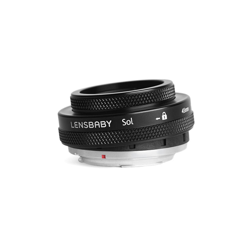 Lensbaby Sol 45mm - Sony E-Mount