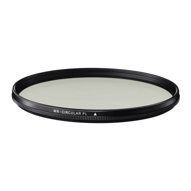 Sigma 72mm WR CPL Filter