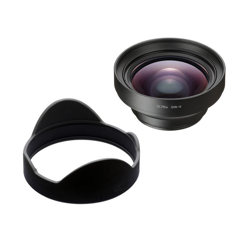 Ricoh GW-4 Wide Conversion Lens for GR III
