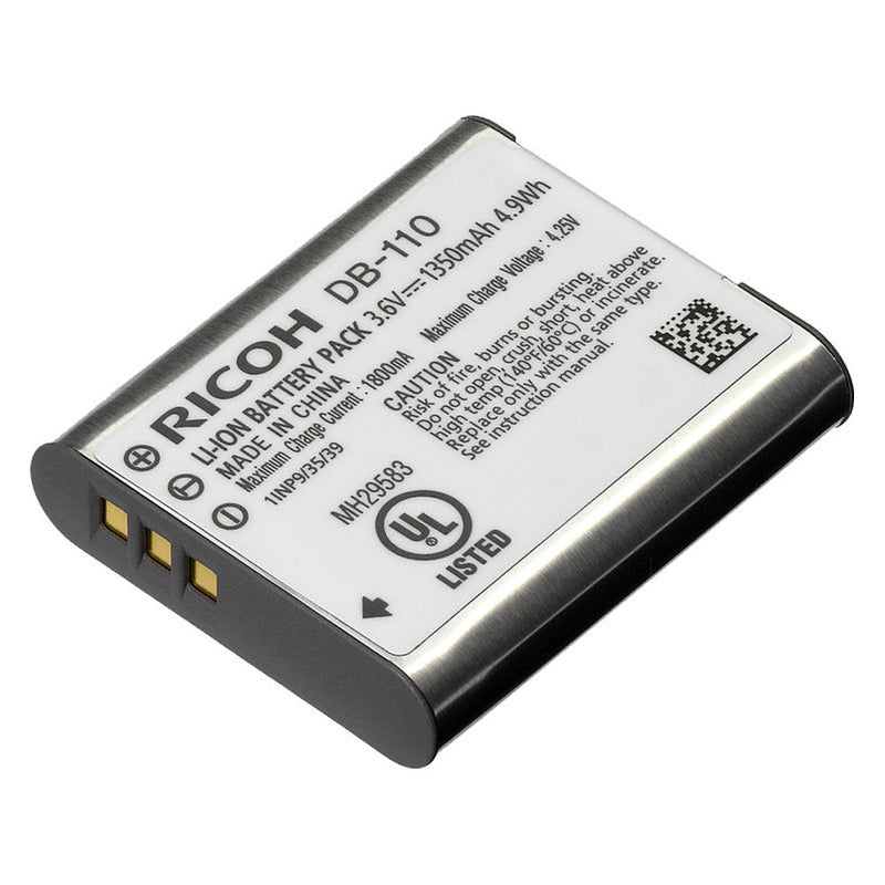 Ricoh DB-110 Rechargeable Battery
