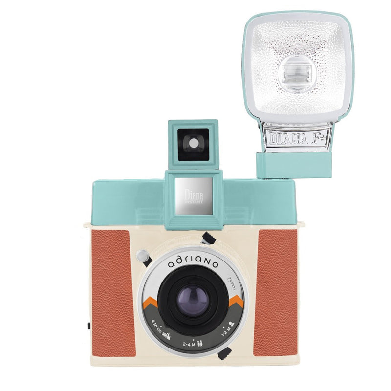 Diana Instant Square Flash - Adriano Edition