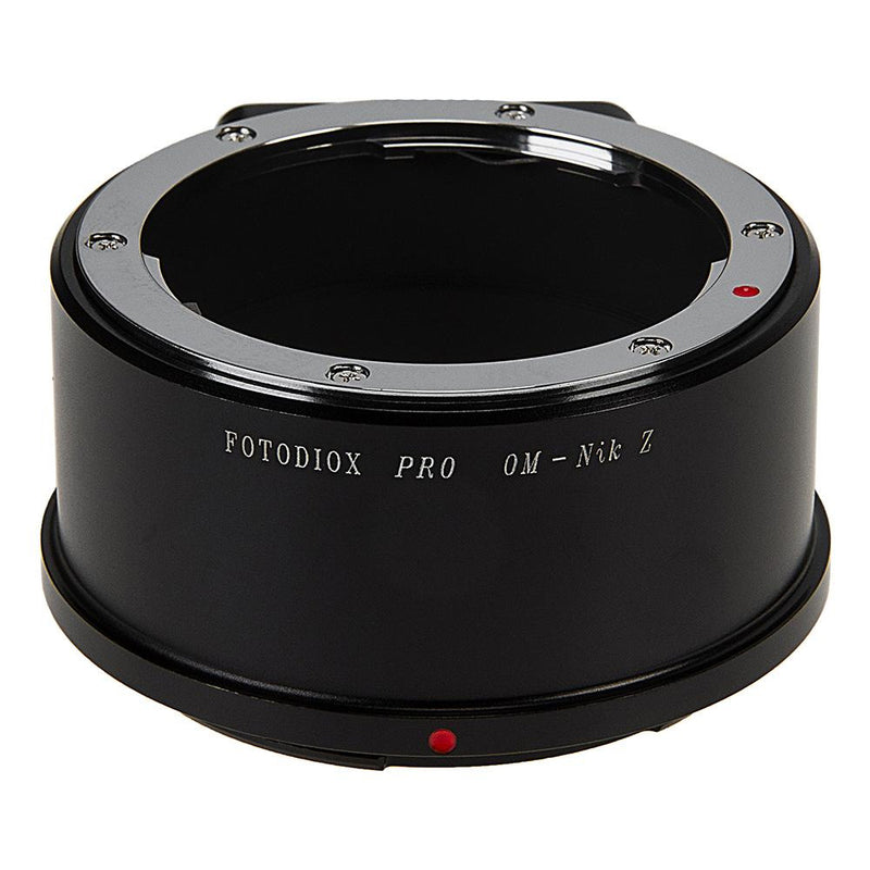 Fotodiox Pro Lens Mount Adapter - Olympus OM to Nikon Z