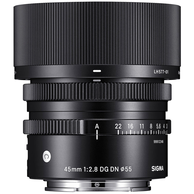 Sigma 45mm f2.8 DG DN Contemporary - Sony E