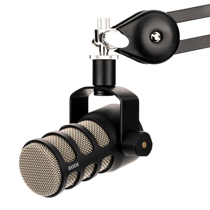 Rode-PodMic-Dynamic-Microphone-view-4