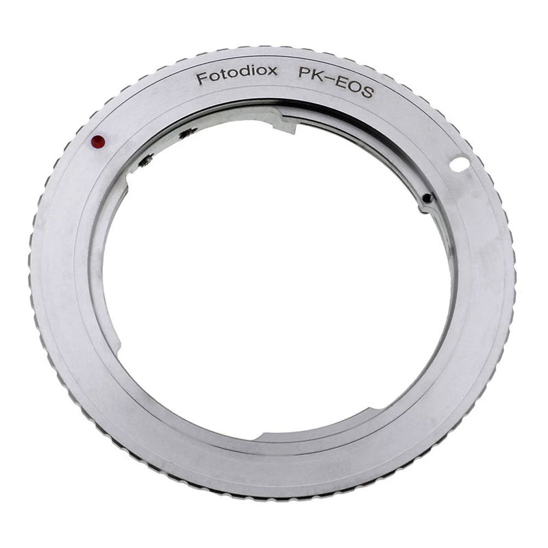 Fotodiox Lens Mount Adapter - Pentax K to Canon EOS