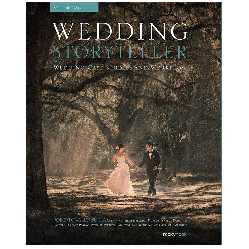 Roberto Valenzuela: The Wedding Storyteller, Volume 2