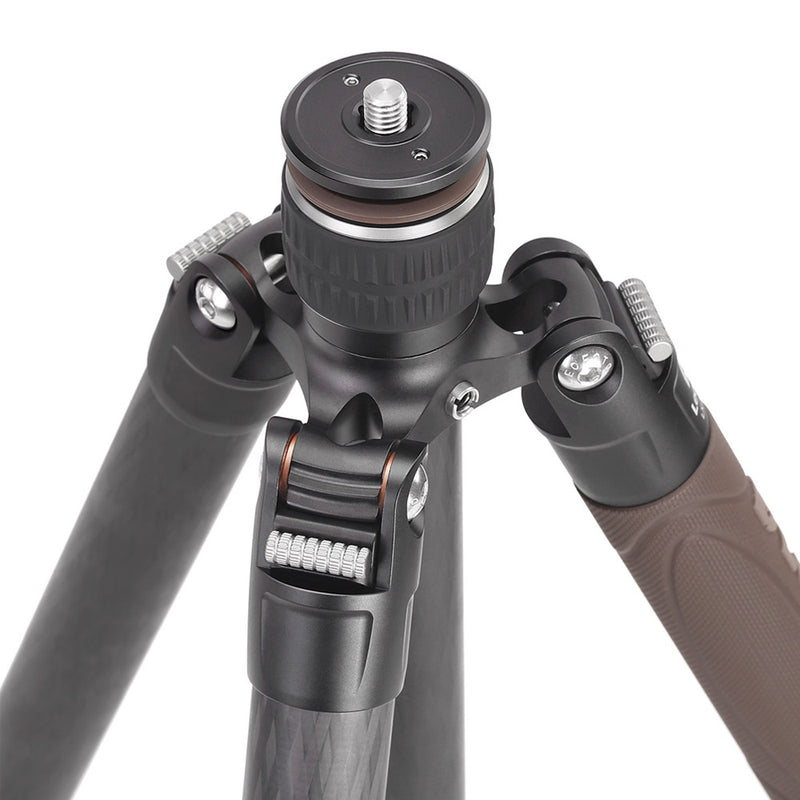 Leofoto-LX-254CT-Plus-XB-32-Carbon-Fibre-Tripod-Kit-view-4