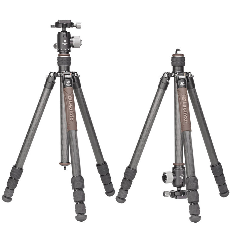 Leofoto-LX-254CT-Plus-XB-32-Carbon-Fibre-Tripod-Kit-view-5