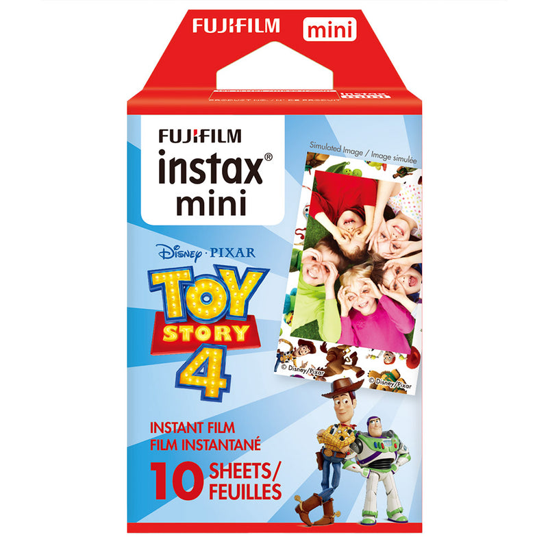 Fujifilm Instax Mini Film - Toy Story 4 Edition