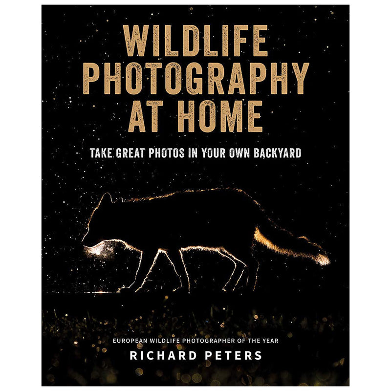Richard Peters: Wildlife Photography at Home