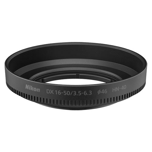Nikon HN-40 Screw-On Lens Hood for Z DX 16-50mm