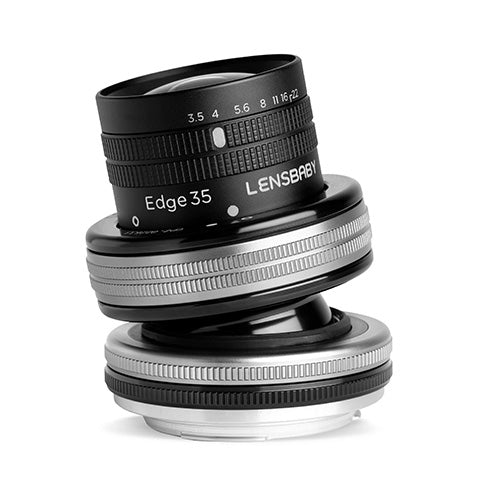 Lensbaby Composer Pro II with Edge 35 Optic - Canon EF
