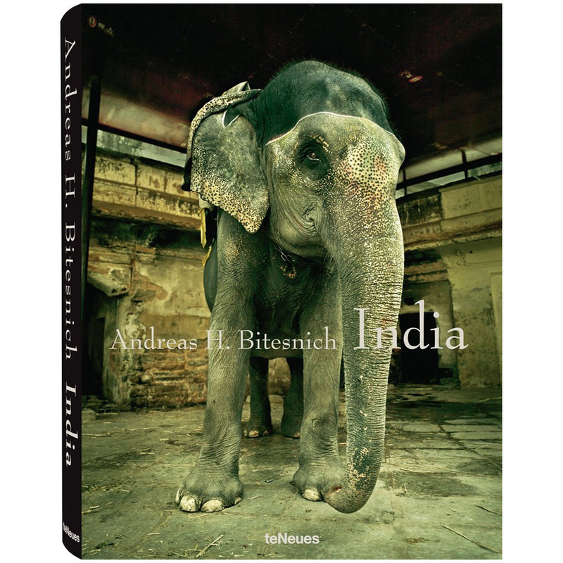 Andreas H. Bitesnich: India (Reprint)