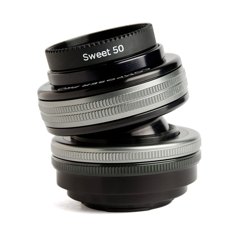 Lensbaby Composer Pro II with Sweet 50 Optic - Canon RF Mount