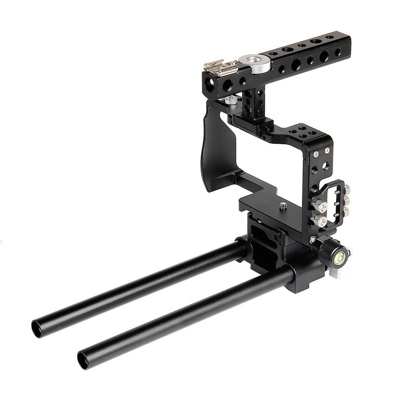 Photorepublik Camera Cage for GH4/a7 III/a7S II/a7R III