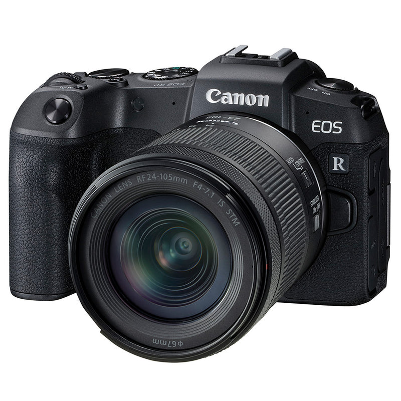 Canon EOS RP with RF 24-105mm f4-7.1 STM