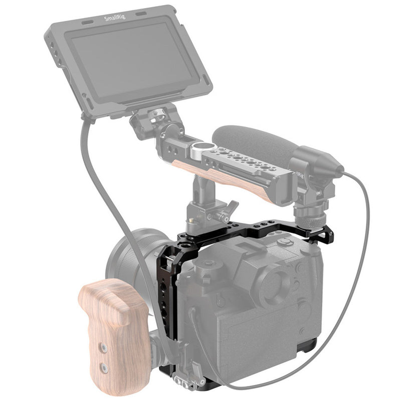 SmallRig-Cage-for-Panasonic-S1H-view-4