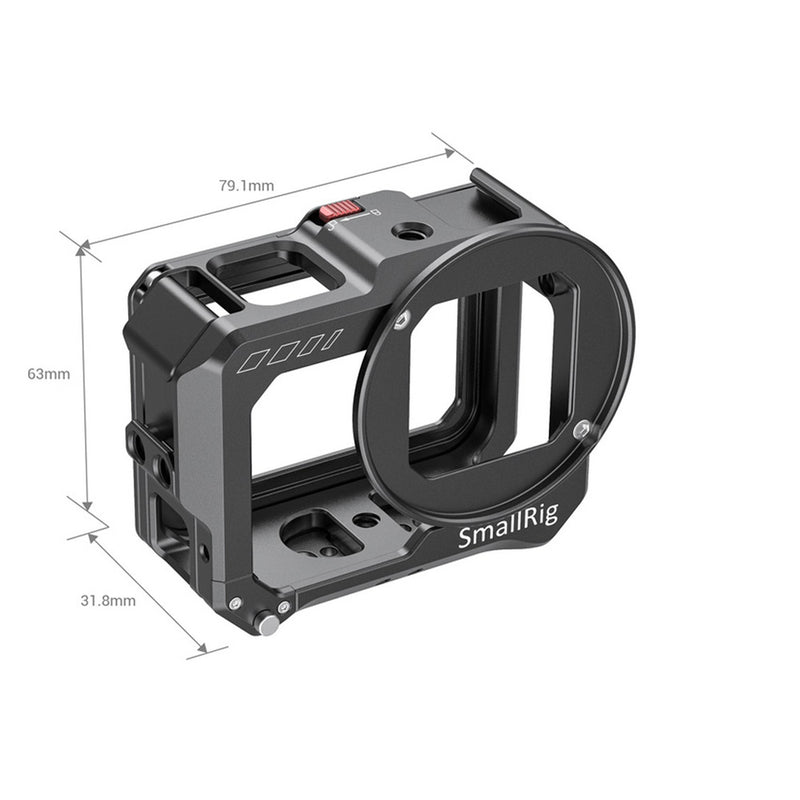 SmallRig-Vlogging-Cage-for-GoPro-HERO8-view-3