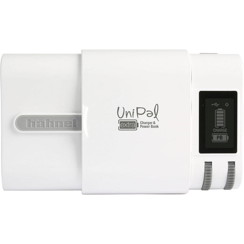 Hahnel UniPal Extra Universal Charger