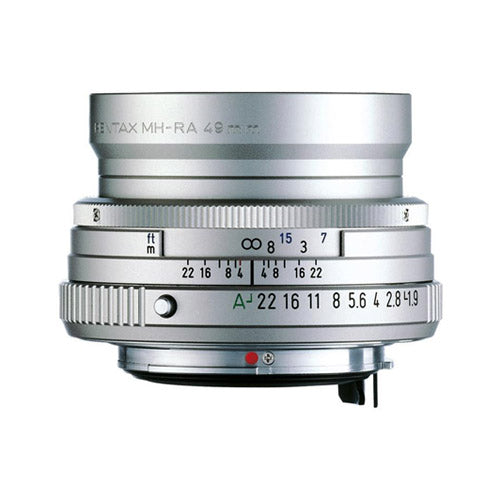 Pentax FA 43mm f1.9 Limited - Silver