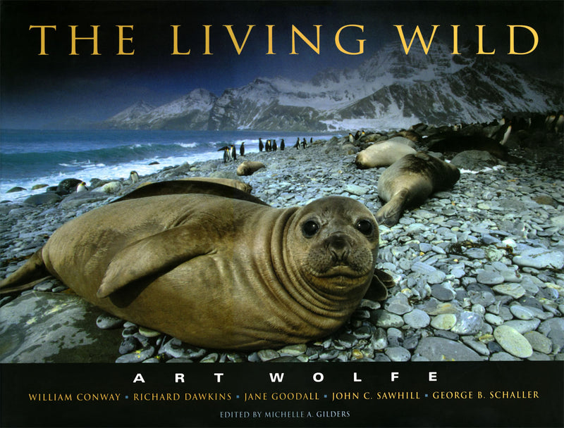 The Living Wild: Art Wolfe