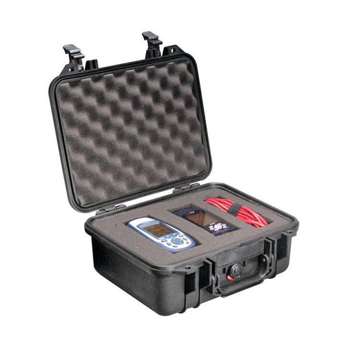 Pelican 1400 Case with Foam - Black