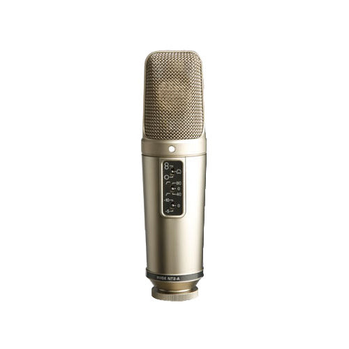"RODE NT2-A Multi Pattern 1"" Condenser Microphone"