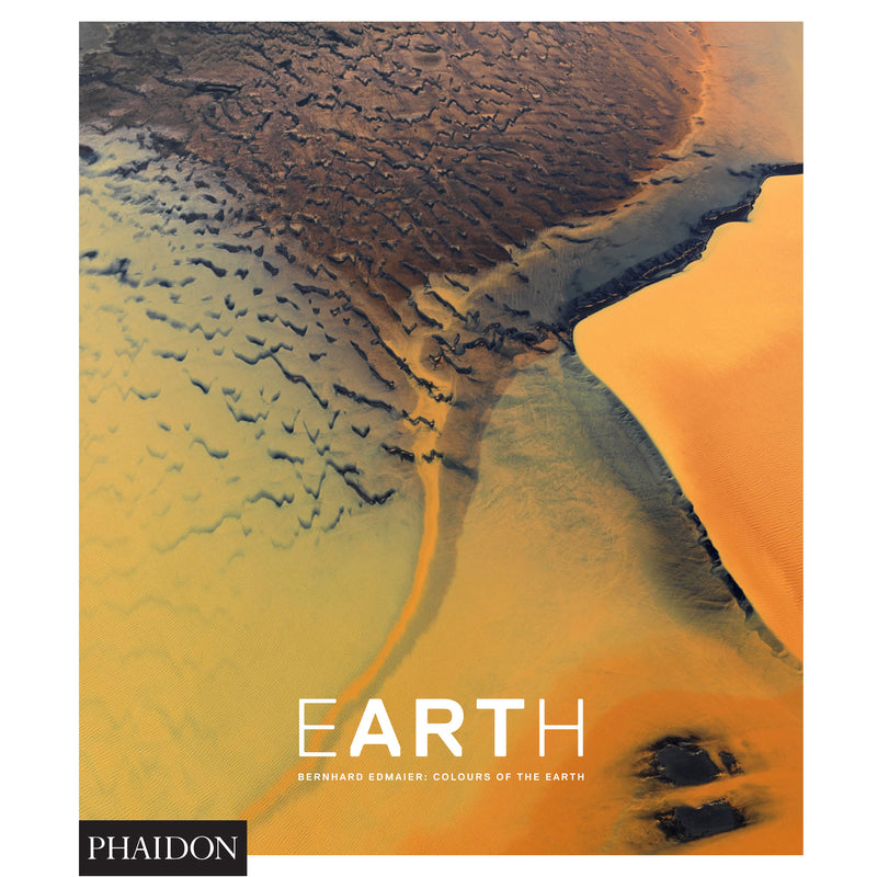 Bernhard Edmaier: EarthArt: Colours of the Earth