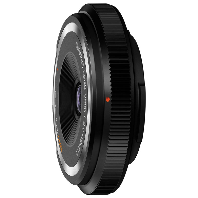 Olympus Fisheye Body Cap Lens 9mm f8