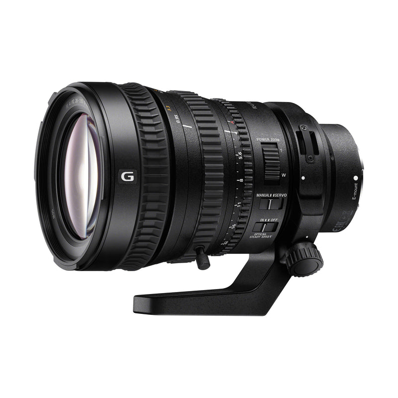 Sony FE 28-135mm f4 SSM PZ