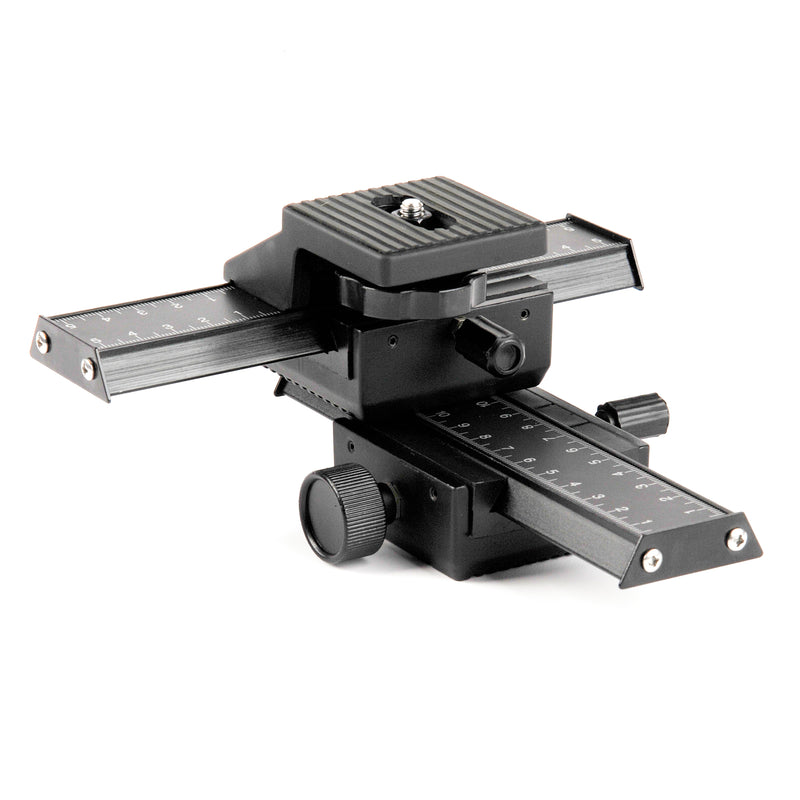 PhotoRepublik Micro Focus Rail Dual Axis