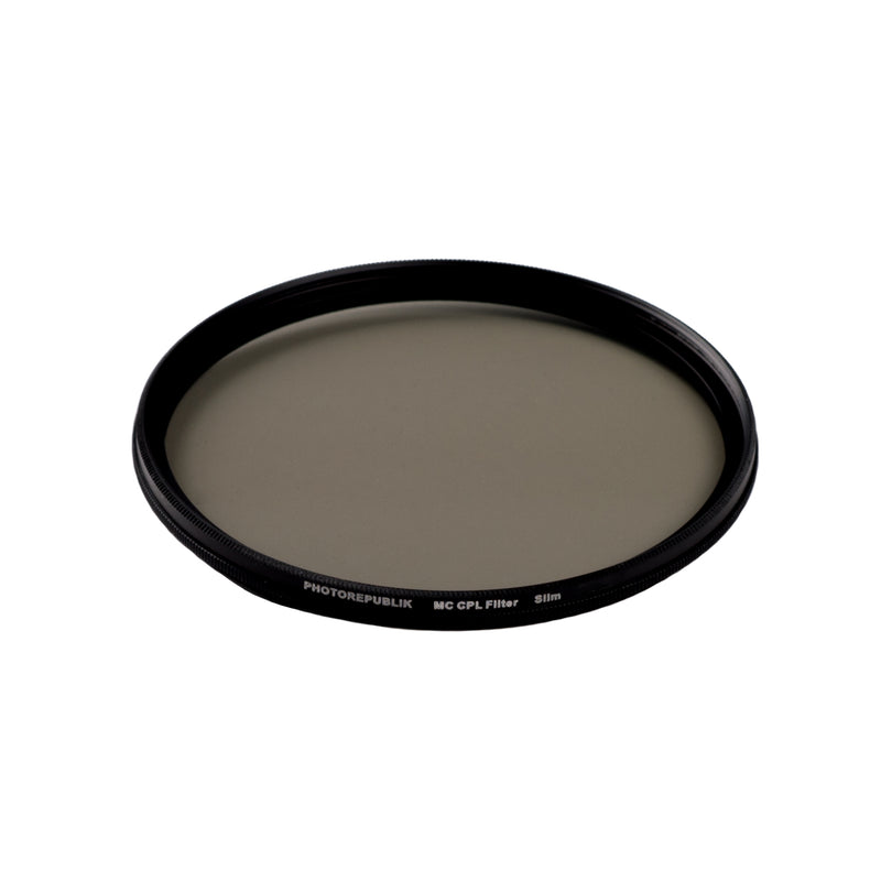 PhotoRepublik 77mm MC Circular Polarizer