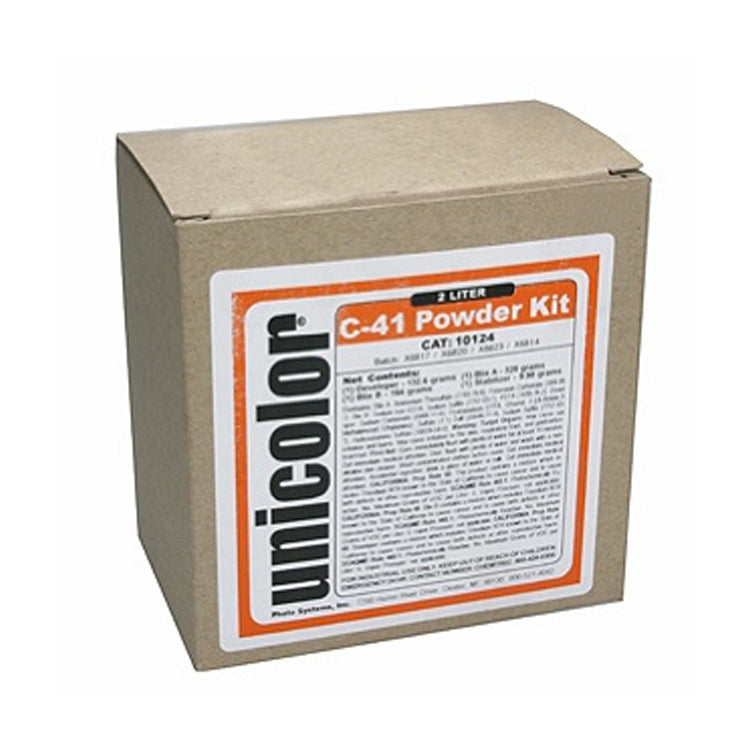 Unicolor Powder C-41 Film Negative Processing Kit - 2L